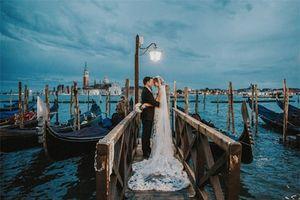 13 bức ảnh cưới ấn tượng nhất 2018 khiến ai cũng muốn làm cô dâu chú rể