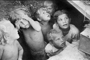 Ảnh Liên Xô những ngày đầu bị Đức quốc xã tấn công