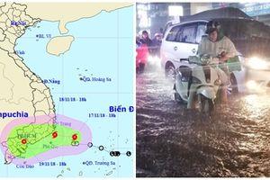 KHẨN: TP.HCM chỉ đạo ứng phó bão số 8 - đồng bằng Nam Bộ chịu ảnh hưởng trên diện rộng