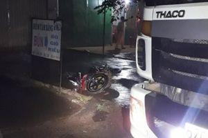Đắk Lắk: Đâm vào ô tô đỗ bên đường, thanh niên tử vong tại chỗ