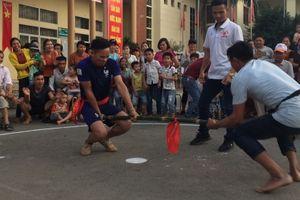 Sôi động Ngày hội văn hóa thể thao các dân tộc