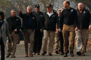 California vật lộn tìm kiếm gần 1.300 người mất tích trong trận cháy rừng lịch sử