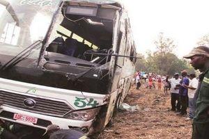 Tai nạn xe bồn chở dầu khiến 7 người thiệt mạng ở Cameroon
