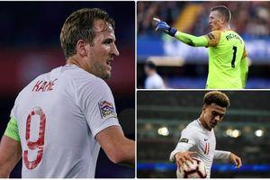 Đội hình tối ưu giúp ĐT Anh vượt qua Croatia ở Nations League 2018?