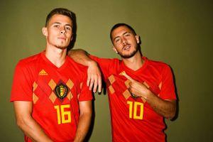 Đội hình dự kiến của Bỉ trận gặp Thụy Sỹ: Anh em nhà Hazard xuất trận