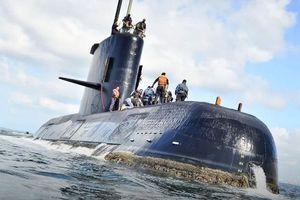 Argentina chưa có cách trục vớt tàu ngầm bị đắm ở Đại Tây Dương