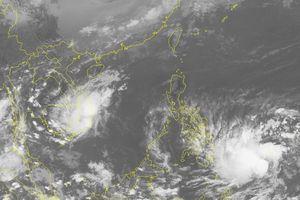 Áp thấp nhiệt đới suy yếu trong 12 giờ tới