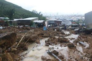 Khánh Hòa: Mưa lớn kết hợp lũ quét gây hậu quả nghiêm trọng