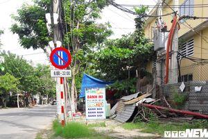 Cận cảnh khu phố du lịch 'làm xấu' Đà Nẵng