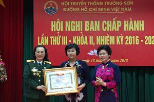 Hội nghị Ban chấp hành Hội truyền thống Trường Sơn