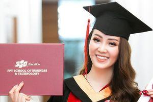 Sau 2 năm đèn sách, cuối cùng Á hậu Thụy Vân đã 'hái quả ngọt' – tấm bằng MBA