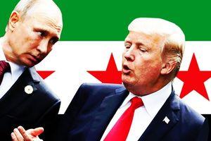 Cao trào xung đột Nga-Mỹ: Syria chưa thể có cái kết 'đúng ý'?