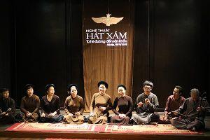 Nghệ thuật hát Xẩm: Từ hè đường đến sân khấu