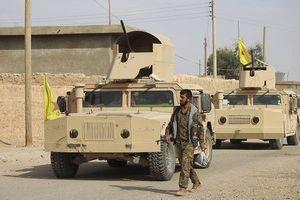 Thổ Nhĩ Kỳ yêu cầu Mỹ cắt đứt quan hệ với YPG do Kurd dẫn đầu