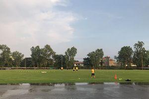 Đội tuyển Việt Nam trước trận gặp Myanmar: Tính kế chiếm ngôi đầu