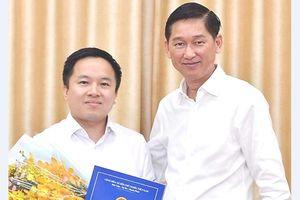 Bổ nhiệm ông Từ Lương làm Phó Giám đốc Sở Thông tin - Truyền thông TP HCM