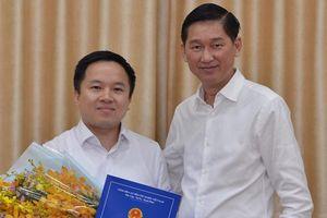 Ông Từ Lương làm Phó giám đốc Sở Thông tin và Truyền thông TP.HCM