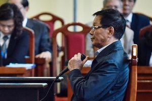Ông Phan Văn Vĩnh khai mua đồng hồ Rolex tiền tỷ từ việc bán cây cảnh