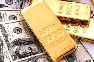 Đồng USD bắt đầu xuống dốc, nhường cơ hội cho vàng