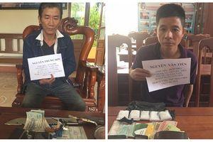 Bộ đội Biên phòng Đà Nẵng bắt 2 đối tượng tàng trữ ma túy