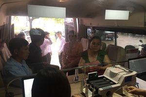 Agribank Bình Định đưa 'ngân hàng di động' đến với vùng sâu, vùng xa