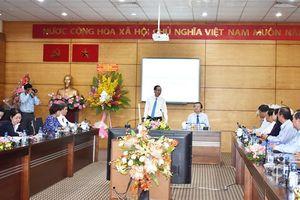 Lãnh đạo TP.HCM chúc mừng ngành GD-ĐT nhân ngày nhà giáo VN 20/11