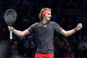 Thắng sốc Djokovic 2 - 0, Zverev đăng quang ATP Finals 2018