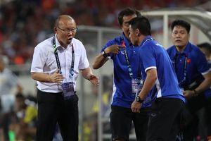 Thầy Park với thứ 'bóng đá không thua' của đội tuyển Việt Nam