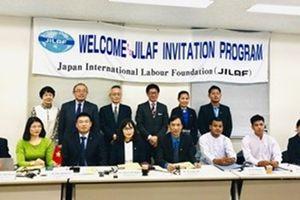 Đoàn cán bộ Tổng LĐLĐVN đi nghiên cứu ngắn hạn tại Nhật Bản