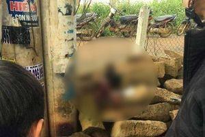 Một người đàn ông tử vong nghi do ôm mìn tự sát