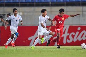 Đá chung kết với ĐT Việt Nam, Myanmar mất 'bức tường thép' vì án treo giò