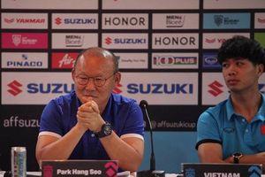 HLV Park Hang-seo lưu ý thế trận khó khăn với Myanmar, Công Phượng không cần ghi bàn
