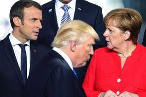Pháp thúc Berlin thể hiện sức mạnh châu Âu bằng hành động