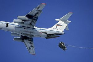 Nga đẩy nhanh tốc độ sản xuất 'Người vận chuyển' Il-476