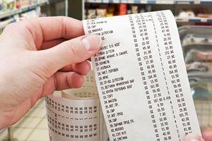 Không yêu cầu cung cấp hóa đơn giấy khi kiểm tra