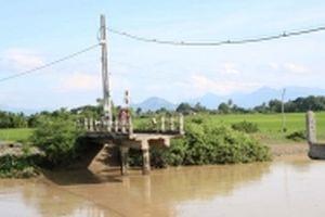 Ninh Thuận khắc phục hậu quả mưa lũ
