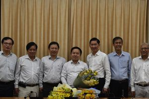 TP HCM: Tiếp nhận và bổ nhiệm 1 phó giám đốc sở