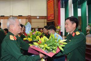 Học viện Chính trị tổ chức gặp mặt Ngày Nhà giáo Việt Nam