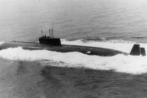 Những cái nhất của tàu ngầm Liên Xô, mà Mỹ chẳng đuổi kịp