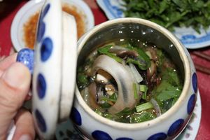 Bữa cơm người xứ Nẫu - Phú Yên đãi khách