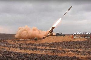 Quân đội Syria truy quét hang ổ cuối cùng của IS ở đông Suwayda