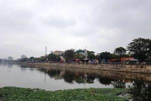 Thi thể người phụ nữ nổi trên sông Vân sau khi để lại thư tuyệt mệnh