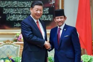 Trung Quốc, Brunei cam kết tự kiềm chế và thúc đẩy lòng tin lẫn nhau ở Biển Đông