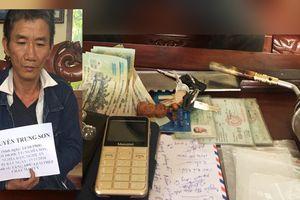 BĐBP Đà Nẵng bắt 2 đối tượng tàng trữ ma túy