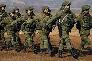 Các quân nhân Nga đã có mặt tại Ấn Độ để tham gia tập trận chung Indra-2018