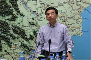 Nhiều khả năng Khánh Hòa tiếp tục chịu ảnh hưởng bởi bão số 9