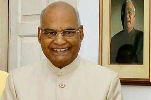 Tổng thống Ấn Độ chính thức thăm Việt Nam