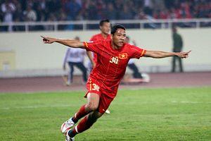 Anh Đức, Trọng Hoàng từng lập cú đúp vào lưới tuyển Myanmar tại AFF Cup