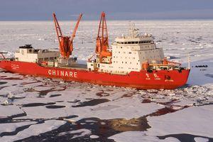 Tham vọng của Trung Quốc ở Nam Cực