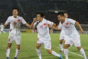 Đội tuyển VN bất bại 5 trận với Myanmar